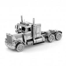 """3D металлический пазл и сувенир """"Грузовик FLC Long Nose Truck"""""""