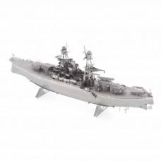 "3D металлический пазл и сувенир ""Корабль Uss Arizona"""