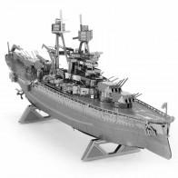 """3D металевий пазл і сувенір """"Корабель Uss Arizona"""""""