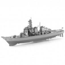 "3D металлический пазл и сувенир ""Корабль The Destroyer"""