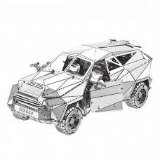 "3D металлический пазл и сувенир ""Внедорожник Ford Kalman KMK F450"""