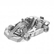 3D металлический пазл и сувенир Карт (Kart)