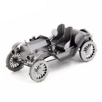 3D металевий пазл і сувенір Вінтажне авто (Vintage Car)