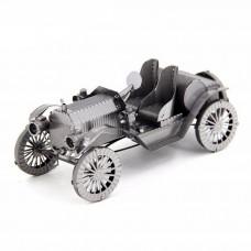 3D металлический пазл и сувенир Винтажное авто (Vintage Car)