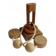 Веревочная головоломка Ушко иголки (8069)