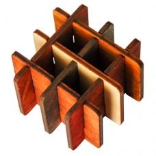 Деревянная головоломка Три на три