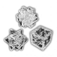 Набор акриловых 3D-головоломок