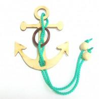 Набір з 10 мотузкових головоломок