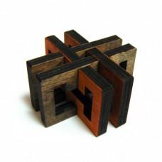 Деревянная головоломка Перекресток