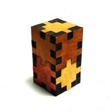 Деревянная головоломка  Башня замка