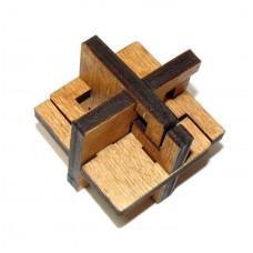 Деревянная головоломка Суперсиметрия