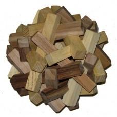 Деревянная головоломка Солнышко