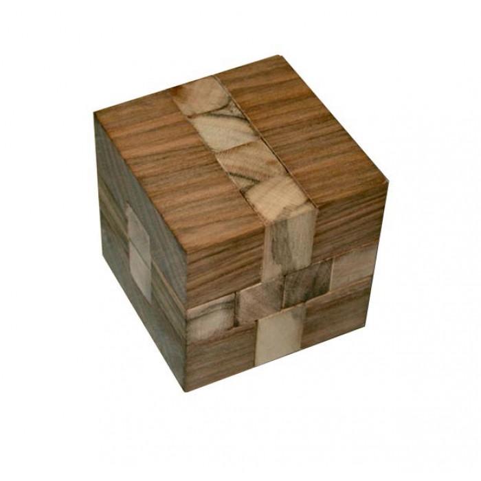 Дерев'яна головоломка Чудо-куб