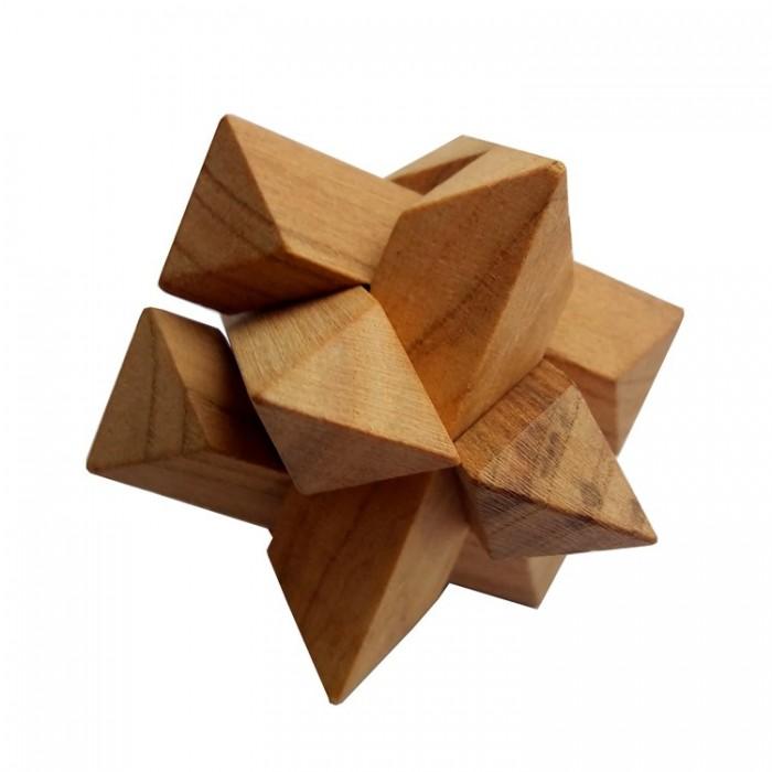 Дерев'яна головоломка Гордіїв вузол