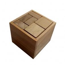 Деревянная головоломка Гала куб
