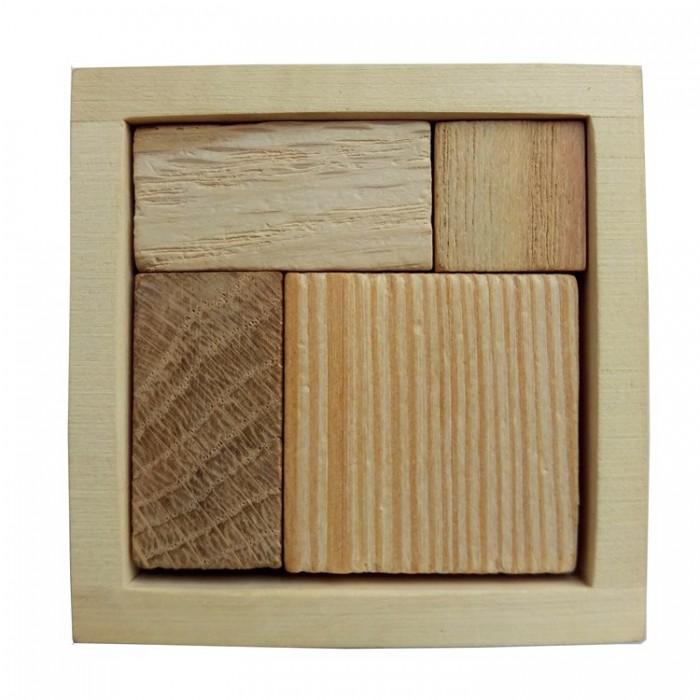 Дерев'яна головоломка Упаковка №1