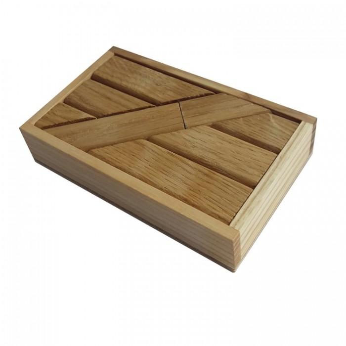 Деревянная головоломка Брусочки