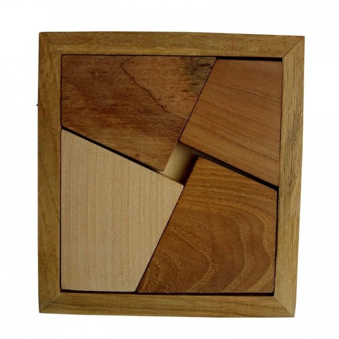 Деревянная головоломка Укладка №4