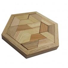 Дерев'яна головоломка Арена мала