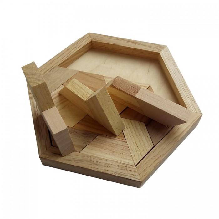 Деревянная головоломка Арена малая Круть Верть