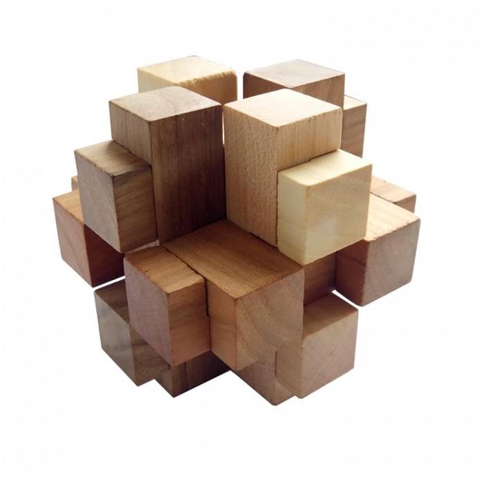 Деревянная головоломка Крест Альтекрузе