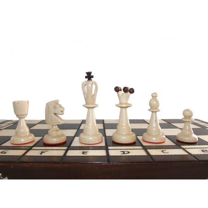 Комплект Шахматы и шашки с-165 Madon