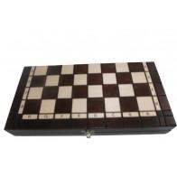 Комплект шахматы и шашки малые с-165а Madon
