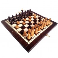 Набір Шахи та шашки малі с-165с