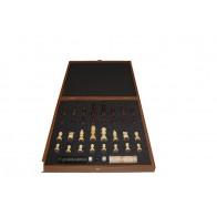 Комплект шахи і нарди Manopoulos, STP36E