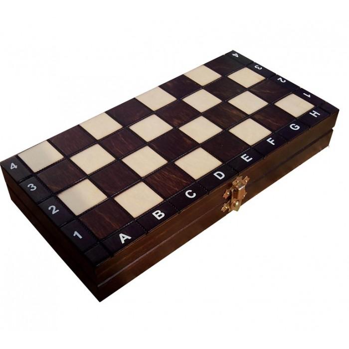 Комплект шахи + нарди + шашки малі (Madon) с-142