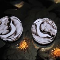 Фишки для нард акриловые UV-принт