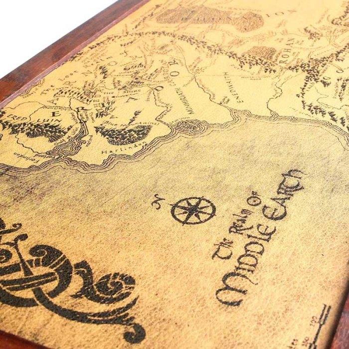 Нарди Легенда (Толкієн карта)