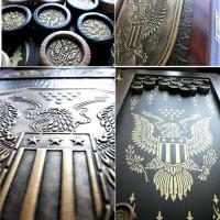 Нарди Американський орел золотий