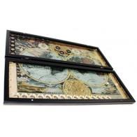 Нарды подарочные Старинная карта