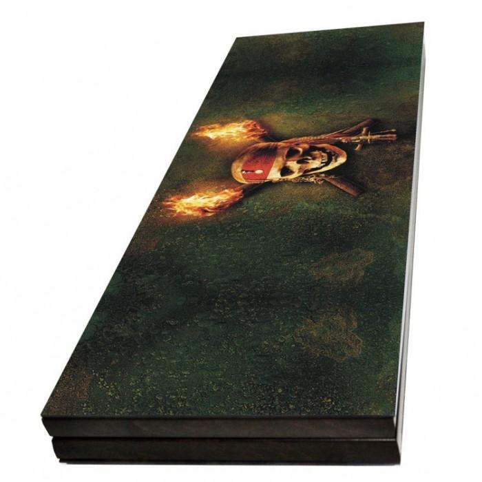 Нарди подарункові Піратська карта