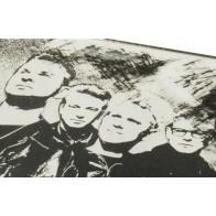 Нарды металлические премиум класса Depeche Mode