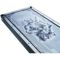 Нарды эксклюзивные металлические Рыцарь-Демон