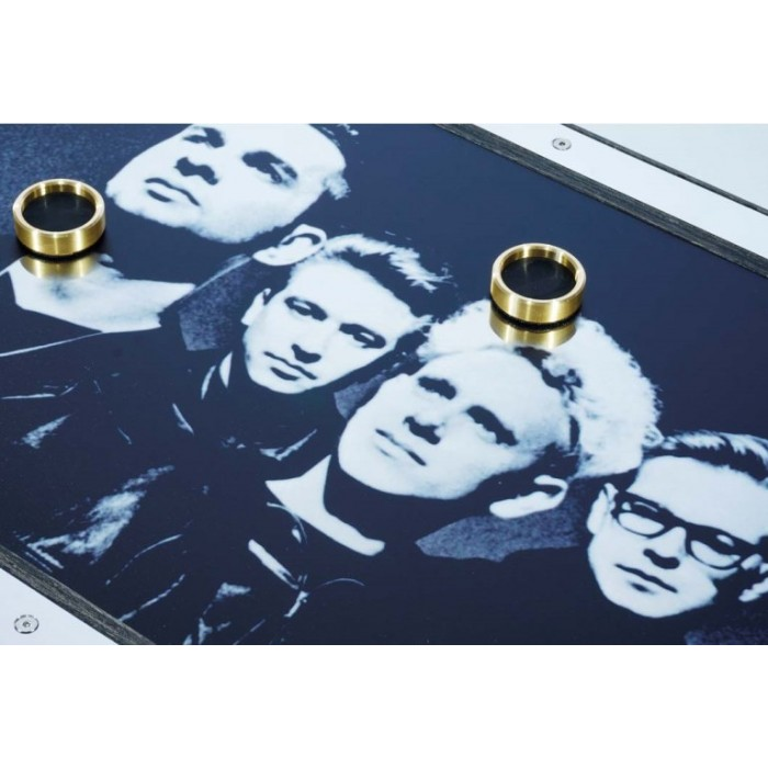 Нарди металеві преміум класу Depeche Mode №2