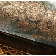 Нарды подарочные Кристалл бронзовый
