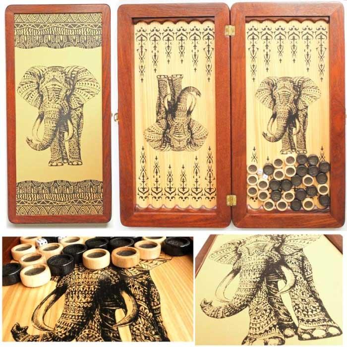 Нарды Легенда (Слон)