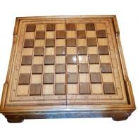Шахматы + нарды + шашки ручной роботы