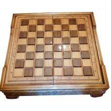 Шахи + нарди + шашки ручної роботи