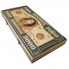 Нарди 5000 USD (70х70см). Ручна робота.