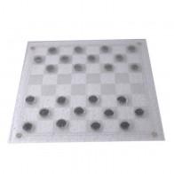 Алко шахи, шашки скляні 086L-3