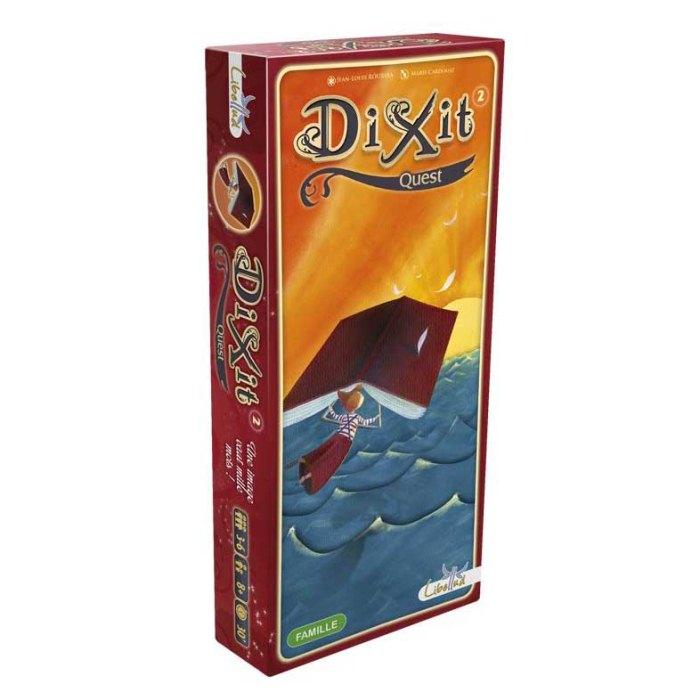 Настольная игра Диксит 2. Приключение (Dixit 2. Quest)