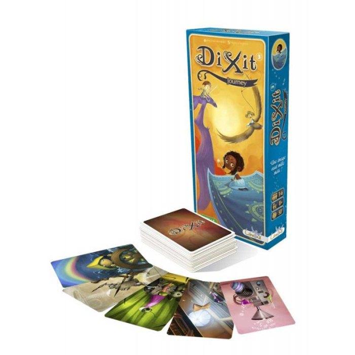 Настільна гра Діксіт 3: Подорож (Dixit 3. Journey)