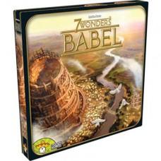 Настольная игра 7 чудес: Вавилон (7 Wonders: Babel)