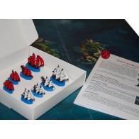 Настольная игра Морской Бой (BombatGame)
