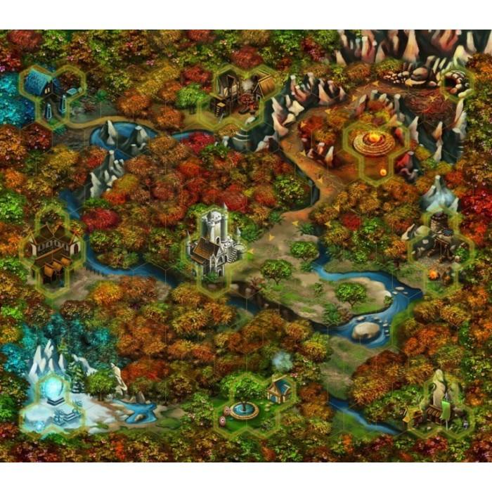Настольная игра Лес: Легенда о Мантекоре