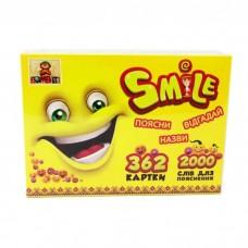 Настільна гра Смайл українською (Smile)